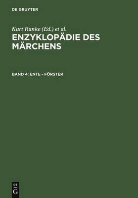 Ente - Foerster (Hardback)