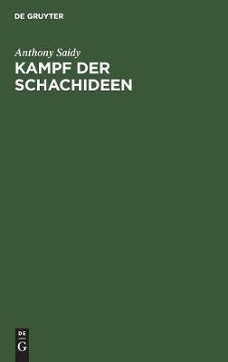 Kampf der Schachideen (Hardback)