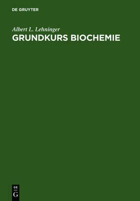 Grundkurs Biochemie (Hardback)