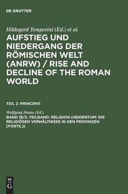 Religion (Vorkonstantinisches Christentum: Neues Testament [Sachthemen, Forts.]) (Hardback)