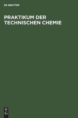 Praktikum der Technischen Chemie (Hardback)