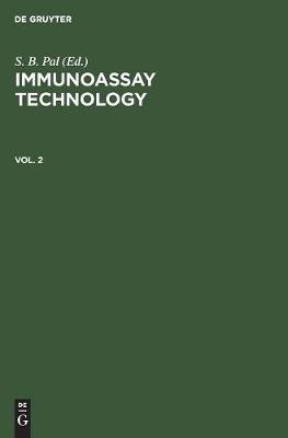 Immunoassay Technology. Vol. 2 (Hardback)