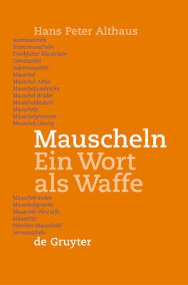 Mauscheln: Ein Wort Als Waffe (Paperback)