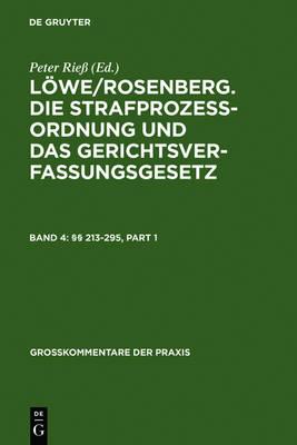 213-295 - Grosskommentare Der Praxis (Hardback)