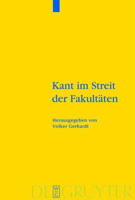 Kant im Streit der Fakultaten (Hardback)