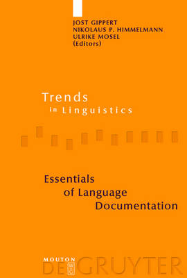 Essentials of Language Documentation - Trends in Linguistics. Studies and Monographs [TiLSM] (Hardback)