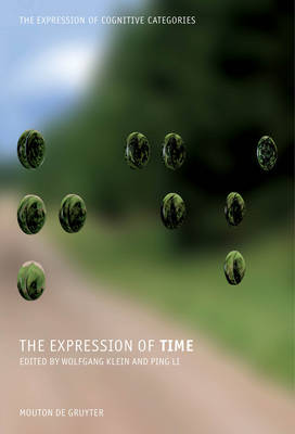 The Expression of Time - The Expression of Cognitive Categories (ECC) 3 (Paperback)