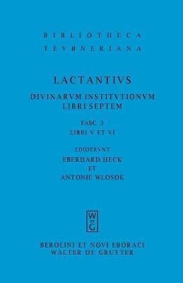 Libri V Et VI - Bibliotheca Scriptorum Graecorum Et Romanorum Teubneriana (Hardback)
