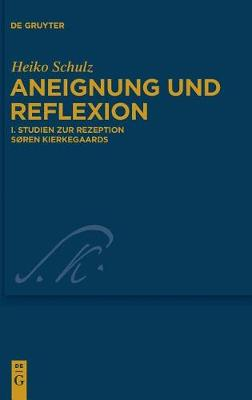 Studien Zur Rezeption Soren Kierkegaards (Hardback)