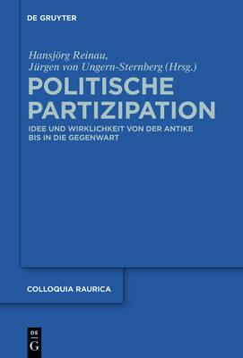Politische Partizipation (Hardback)