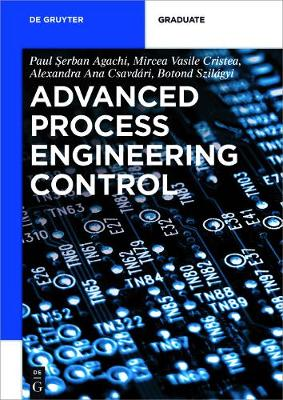 Advanced Process Engineering Control - De Gruyter Textbook (Paperback)