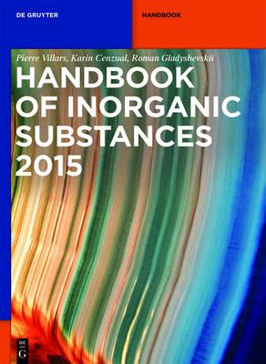 Handbook - De Gruyter Reference (Hardback)