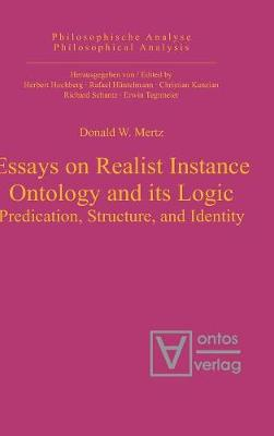 category essay ontology realistic theory