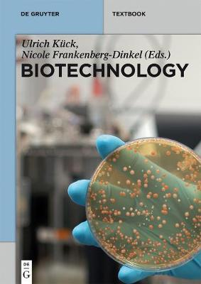 Biotechnology - De Gruyter Textbook (Paperback)