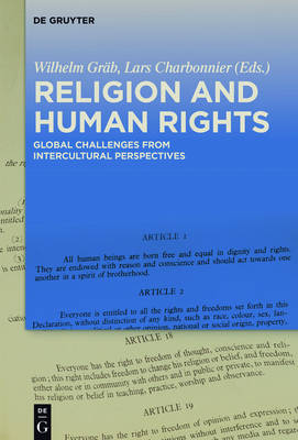 Religion and Human Rights: Global Challenges from Intercultural Perspectives (Hardback)