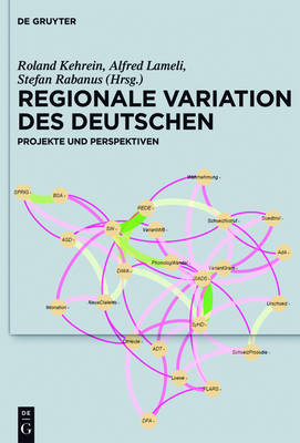 Regionale Variation Des Deutschen (Hardback)