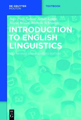 Introduction to English Linguistics - Mouton Textbook (Paperback)