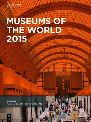 Museums of the World 2015 (Hardback)