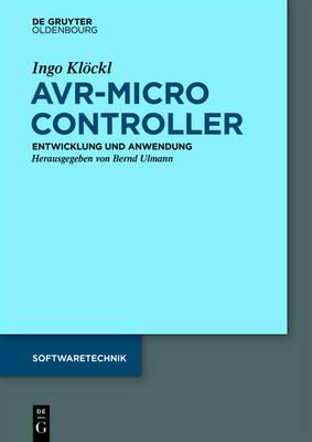 Avr - Mikrocontroller - Softwaretechnik (Paperback)
