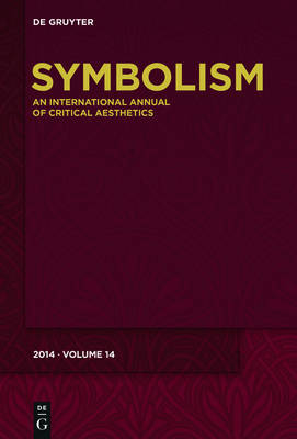 Symbolism 14: [Special Focus - Symbols of Diaspora] - Symbolism 14 (Hardback)
