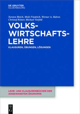 Volkswirtschaftslehre (Paperback)