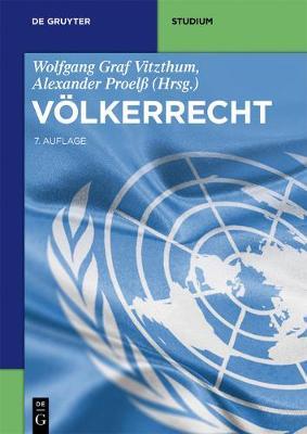 V lkerrecht - de Gruyter Studium (Paperback)
