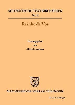 Reinke De Vos (Paperback)