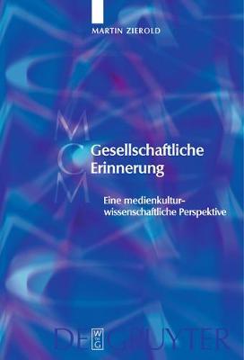Gesellschaftliche Erinnerung (Paperback)