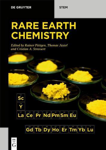 Rare Earth Chemistry - De Gruyter STEM (Paperback)