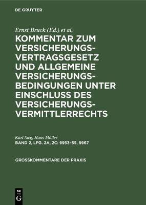 53-55, 67 - Gro kommentare Der Praxis (Hardback)