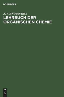 Lehrbuch Der Organischen Chemie (Hardback)