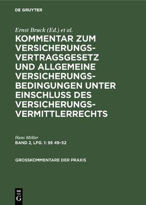 49-52 - Gro kommentare Der Praxis (Hardback)