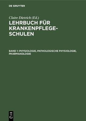 Physiologie, Pathologische Physiologie, Pharmakologie (Hardback)