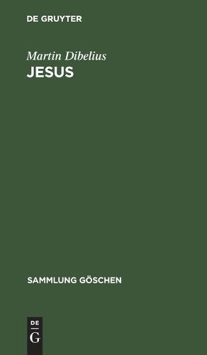 Jesus - Sammlung Goeschen 1130 (Hardback)