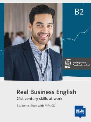Real Business English B2: Student's Book with MP3 CD - Real Business English (Paperback)