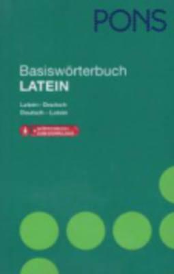 Pons Reference: Pons Basisworterbuch Latein (Hardback)