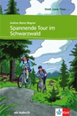 Spannende Tour im Schwarzwald - Buch & Audio-Online (Paperback)