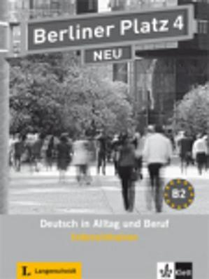 Berliner Platz NEU: Intensivtrainer 4 (Paperback)