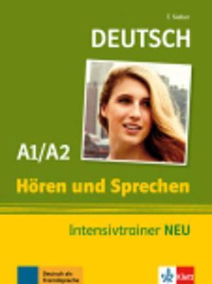 Horen und Sprechen Intensivtrainer NEU: Buch A1/A2 (Paperback)