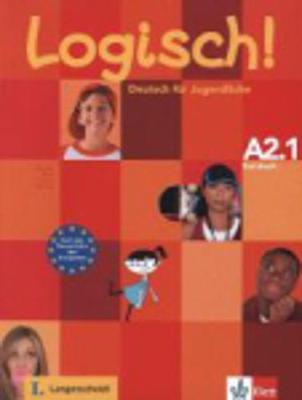 Logisch in Teilbanden: Kursbuch A2.1 (Paperback)