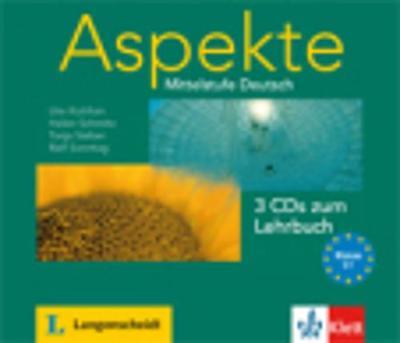 Aspekte: CDs zum Lehrbuch 3