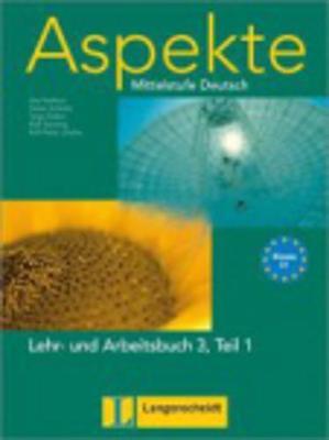 Aspekte in Halbbanden: Lehr- Und Arbeitsbuch 3 Teil 1 (Paperback)