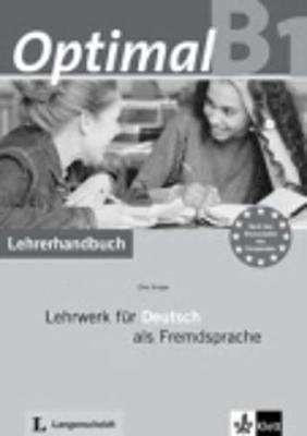 Optimal: Lehrerhandbuch B1 mit CD-Rom