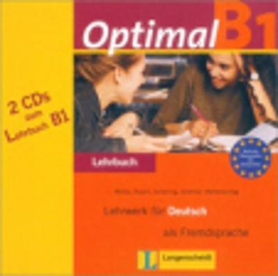 Optimal: CDs zum Lehrbuch B1 (2)