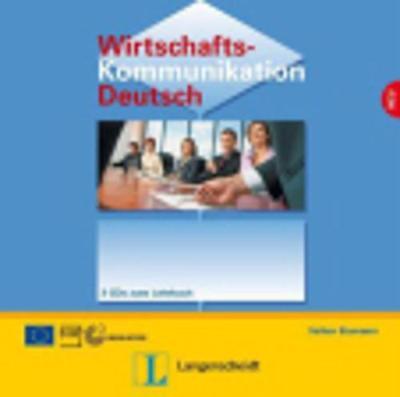 Wirtschaftskommunikation Deutsch: CDs (2)