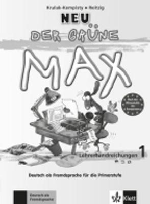 Der Grune Max Neu: Lehrerhandreichungen 1 (Paperback)