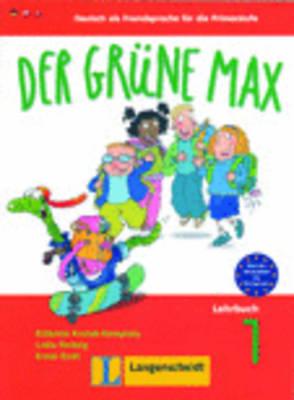Der Grune Max: Lehrbuch 1 (Paperback)