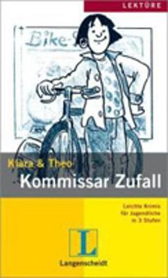 Leichte Krimis Fur Jugendliche in 3 Stufen: Kommissar Zufall (Paperback)