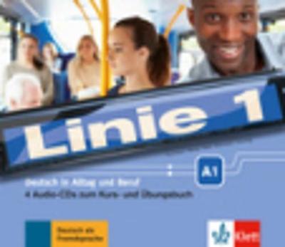 Linie 1: CDs A1 zum Kurs- und  Ubungsbuch (4)