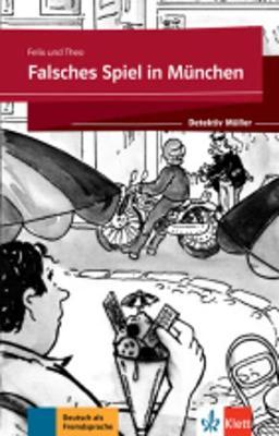 Detektiv Muller: Falsches Spiel in Munchen (Paperback)